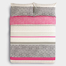 Buy John Lewis Mali Duvet Cover and Pillowcase Set Online at johnlewis.com