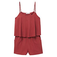 Buy Mango Strappy Jumpsuit Online at johnlewis.com
