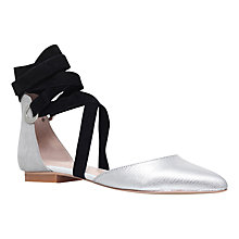 Buy Carvela Lizzie Two Part Tie Pumps Online at johnlewis.com