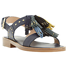 Buy Dune Lunar Tassel and Stud Sandals Online at johnlewis.com