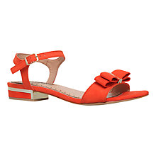 Buy Miss KG Ruby Bow Sandals Online at johnlewis.com