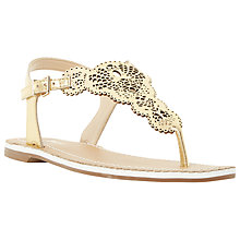 Buy Dune Lill Toe Post Sandals Online at johnlewis.com
