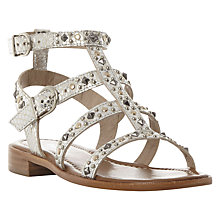 Buy Dune Lorie Stud Multi Strap Sandals Online at johnlewis.com