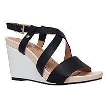 Buy Miss KG Pascal Wedge Heeled Sandals Online at johnlewis.com