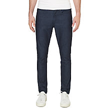 Buy Denham Razor Slim Fit ACM Jeans, Rinse Wash Online at johnlewis.com