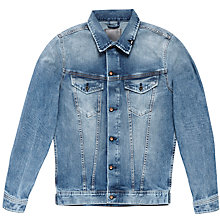 Buy Denham Amsterdam Denim Jacket Online at johnlewis.com
