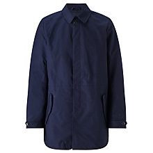 Buy Scotch & Soda Bonded Trench Coat, Midnight Online at johnlewis.com