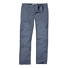 Buy Fat Face Paper Light Chinos, Dusk Online at johnlewis.com