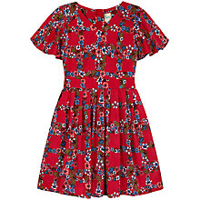 Buy Yumi Girl Wildflower Check Dress Online at johnlewis.com