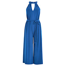 Buy Coast Kenya Wide Leg Jumpsuit, Blue Online at johnlewis.com
