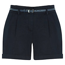 Buy Oasis Casual Belted Shorts Online at johnlewis.com