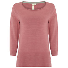 Buy White Stuff Cherry Tree Jumper, Rouge Pink Online at johnlewis.com