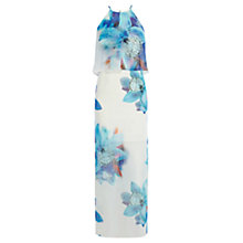 Buy Coast Bali Printed Maxi Dress, Multi Online at johnlewis.com
