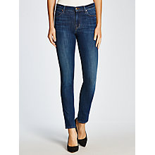 Buy J Brand 811 Mid Rise Skinny Jeans, Thrill Online at johnlewis.com