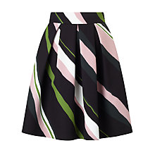 Buy Marella Odette Printed Skirt, Multi Online at johnlewis.com