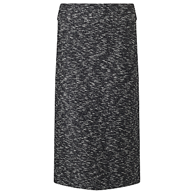 Marella Bacco Tweed Skirt, Black