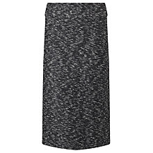 Buy Marella Bacco Tweed Skirt, Black Online at johnlewis.com