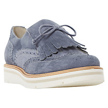 Buy Dune Gravitie Fringed Loafers Online at johnlewis.com