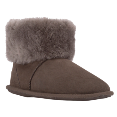 Just Sheepskin Alberty Bootie Slippers