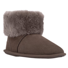 Buy Just Sheepskin Alberty Bootie Slippers Online at johnlewis.com