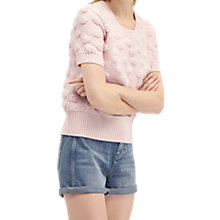 Buy French Connection Fast Loopy Polka Jumper Online at johnlewis.com