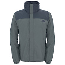 Buy The North Face Men's Resolve Insulated Jacket, Grey Heather Online at johnlewis.com