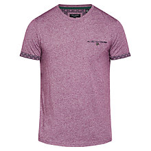 Buy Ted Baker Junior Woven Geo Print T-Shirt Online at johnlewis.com