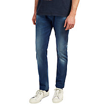 Buy Scotch & Soda Ralston Jeans, Concrete Blue Online at johnlewis.com