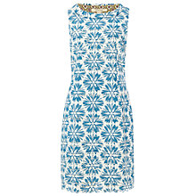 Buy White Stuff Cherie Shift Dress, Ivory/Cream Online at johnlewis.com