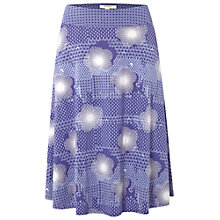 Buy White Stuff Fiesta Time Skirt, Ocean Blue Online at johnlewis.com