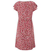 Buy White Stuff Mini Dragonfly Dress, Plum Pink Online at johnlewis.com