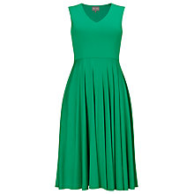 Buy Phase Eight Abby Dress, Green Online at johnlewis.com