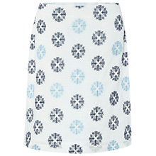 Buy White Stuff Lovebug Skirt, Ivory/Cream Online at johnlewis.com