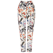 Buy Phase Eight Marguerite Printed Trousers, Multi Online at johnlewis.com