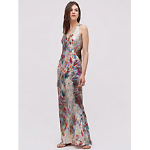 Buy Jigsaw x ALR Rainburst Maxi Dress, Multi Online at johnlewis.com