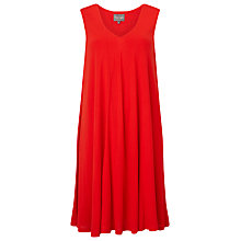 Buy Phase Eight Alba Trapeze Dress, Red Online at johnlewis.com