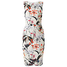 Buy Phase Eight Marguerite Floral Dress, Multi Online at johnlewis.com