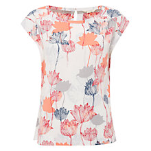 Buy White Stuff Margot Top, Ivory/Cream Online at johnlewis.com