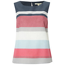 Buy White Stuff Striped Vest, Multi Online at johnlewis.com