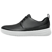 Buy FitFlop Sporty Pop Trainers, Black Online at johnlewis.com