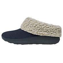Buy Fitflop Loaff Snug Slippers, Supernavy Online at johnlewis.com