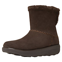 Buy FitFlop Supercush Mukloaff Ankle Boots Online at johnlewis.com