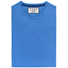 Buy Thomas Pink Bax Crew Neck T-Shirt Online at johnlewis.com