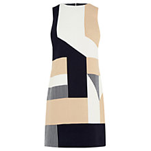 Buy Oasis Memphis Belle Shift Dress, Multi Online at johnlewis.com