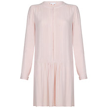 Buy Ghost Ashley Tunic Dress, Nude Online at johnlewis.com