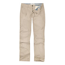 Buy Fat Face Paperlight Chinos, Sand Online at johnlewis.com