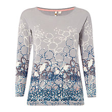 Buy White Stuff Mono Print Jumper, Multi Online at johnlewis.com
