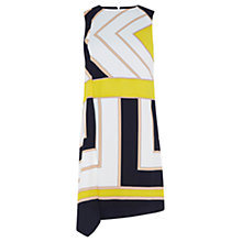 Buy Oasis Memphic Print Dress, Multi Online at johnlewis.com