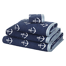 Buy John Lewis Anchor Towels Online at johnlewis.com