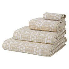 Buy John Lewis Croft Collection Welsh Blanket Towels Online at johnlewis.com